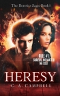 Heresy: A Young Adult Dystopian Romance Cover Image