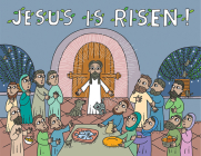 Jesus Is Risen!: An Easter Pop-Up Book Cover Image