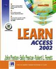 Learn Access 2002 Volume I Cover Image