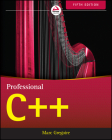 Professional C++ Cover Image