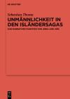 Unmännlichkeit in den Isländersagas Cover Image