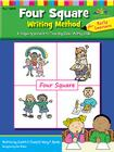 Four Square: Writing Method for Early Learner: A Unique Approach to Teaching Basic Writing Skills Cover Image