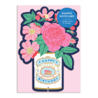 Ever Upward Birthday Shaped Notecard W/Stand Cover Image
