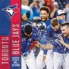 Toronto Blue Jays 2021 12x12 Team Wall Calendar Cover Image