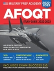 AFOQT Study Guide: Air Force Officer Qualifying Test Prep Book Cover Image