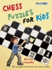 Chess Puzzles for Kids Cover Image