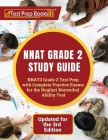 NNAT Grade 2 Study Guide: NNAT3 Grade 2 Test Prep with Complete Practice Exams for the Naglieri Nonverbal Ability Test [Updated for the 3rd Edit Cover Image