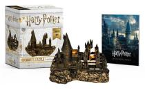 Harry Potter Hogwarts Castle and Sticker Book: Lights Up! (Miniature Editions) Cover Image