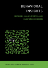 Behavioral Insights (The MIT Press Essential Knowledge series) Cover Image