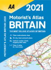 Motorists Atlas Britain 2021 Cover Image
