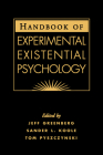 Handbook of Experimental Existential Psychology Cover Image