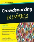 Crowdsourcing for Dummies Cover Image