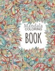 Mandala coloring book: Adult relaxation coloring book for beginners Cover Image