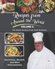 Recipes From Around the World: Volume V from Chef Raymond Cover Image