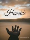 Humilde: Calendario Semanal 2020 - 2021 - De Enero hasta Diciembre - Con Versos de la Biblia - Agenda Calendario Organizador Pl Cover Image