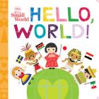Disney It's A Small World Hello, World! Cover Image