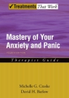 Mastery of Your Anxiety and Panic: Therapist Guide (Treatments That Work) Cover Image