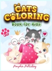 Cats Coloring Book for Kids 6-12: A Coloring Book for all children with cutie cats and funny activities Cover Image