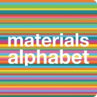 Materials Alphabet (Chunky Edition) Cover Image