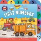 Amazing Machines: First Numbers Cover Image