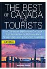 The Best of Canada for Tourists Cover Image