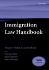 Immigration Law Handbook Cover Image
