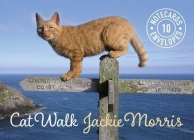 Cat Walk Notecards: 10 Cards and Envelopes Cover Image