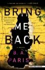 Bring Me Back Cover Image