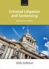 Criminal Litigation and Sentencing Cover Image