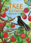 Tree Explorer: Nature Sticker & Activity Book Cover Image