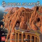 2021 Surrealscapes -- The Fantasy Art of Jacek Yerka 16-Month Wall Calendar Cover Image