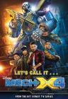 MECH-X4 Junior Novel Cover Image