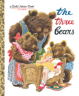 The Three Bears (Little Golden Book) Cover Image