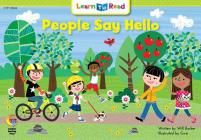 People Say Hello (Learn-To-Read) Cover Image