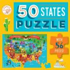 Games on the Go!: 50 States Puzzle Cover Image