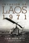 Invasion of Laos, 1971: Lam Son 719 Cover Image