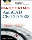 Mastering AutoCAD Civil 3D [With CDROM] Cover Image