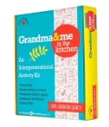 GrandmaandMe: In the Kitchen Activity Kit: (Gifts for Grandkids, Kids Activity Kits, Cooking for Kids) Cover Image