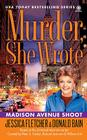 Murder, She Wrote: Madison Ave Shoot (Murder She Wrote #31) Cover Image