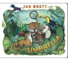 The Umbrella: board book Cover Image
