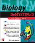 Biology Demystified Cover Image