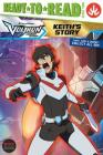 Keith's Story (Voltron Legendary Defender) Cover Image