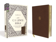 Nrsv, the C. S. Lewis Bible, Leathersoft, Brown, Comfort Print: For Reading, Reflection, and Inspiration Cover Image