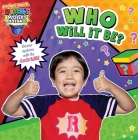 Who Will It Be? (Ryan's Mystery Playdate) Cover Image