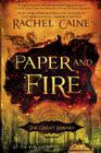 Paper and Fire (The Great Library #2) Cover Image