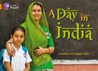 A Day in India (Collins Big Cat) Cover Image