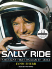 Sally Ride: America's First Woman in Space Cover Image