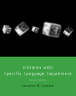 Children with Specific Language Impairment, Second Edition Cover Image