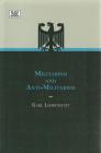 Militarism And Anti-Militarism Cover Image