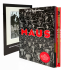 Maus I & II Paperback Box Set (Pantheon Graphic Library) Cover Image